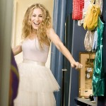 Sex and the City's Carrie Bradshaw