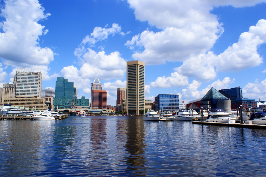 Baltimore Inner Harbor (StockVault)